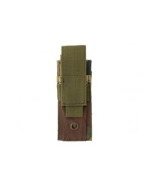 Single Pouch Pistol Mag - Woodland [8Fields]