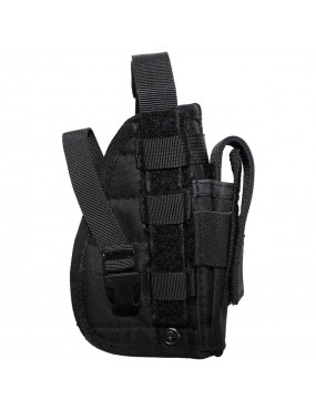 Tactical Holster MOLLE - Preto