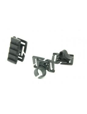 Set of equipment mounts - Preto [FMA]