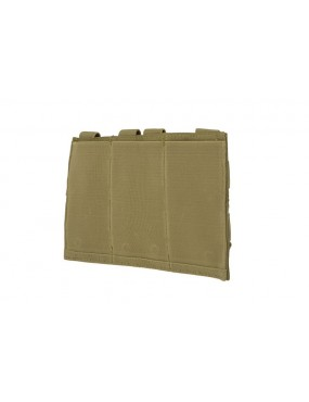 Elastic Pouch Triple M4/M16 Mag - Olive Drab [GFC]