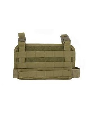 MOLLE Thigh Panel - Olive Drab [GFC]