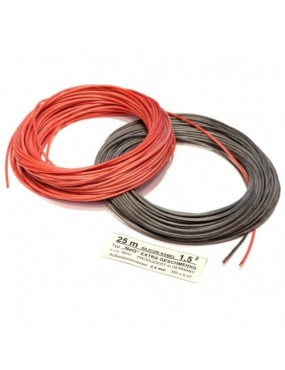 Low Resistance Silicone Wire 1.5mm2 [GATE]