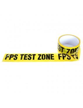 Fita Delimitadora - FPS Test Zone
