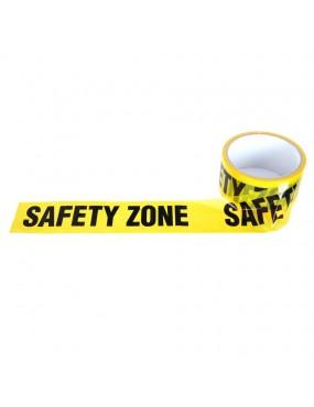 Fita Delimitadora - Safety Zone