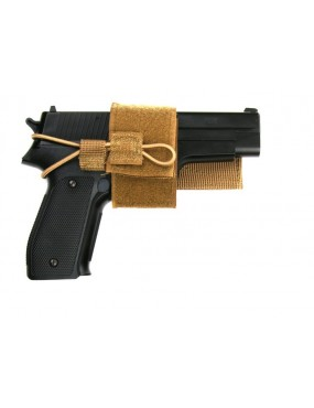 Holster Chest Velcro - Coyote