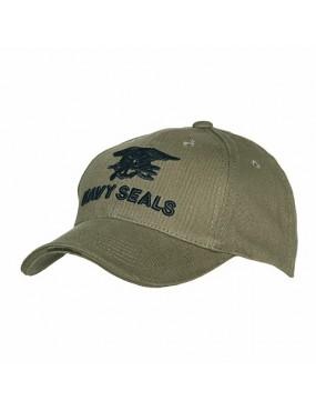 Baseball Cap Navy Seals - OD