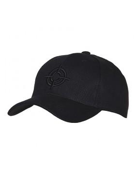 Baseball Cap Fostex Logo - Preto
