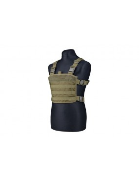 Mini Chest Rig Tactical Vest - Olive [GFC]