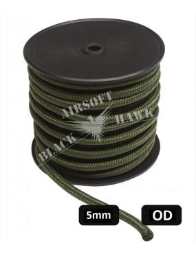 Commando Rope 5mm - OD [Miltec]