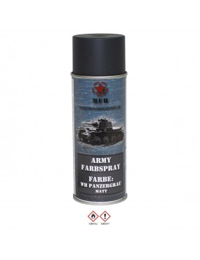 Army Paint Matt - Cinzento Tank 400ml [MFH]