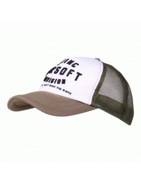 Baseball Cap Mesh 101INC 6