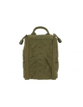 Tactical IFAK Pouch - Olive [8Fields]