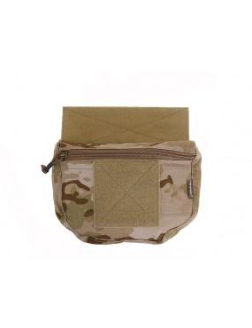 Armor Carrier Drop Pouch - Multicam Arid [Emerson]