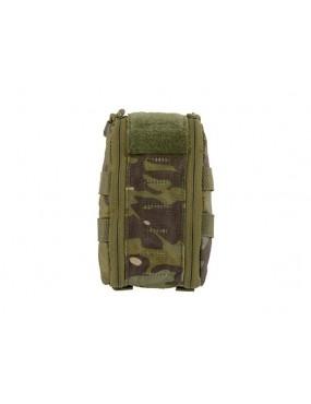 Slim Tactical IFAK Pouch - Multicam Tropic [8Fields]