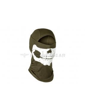 MPS Death Head Balaclava - Olive [Ivander Gear]