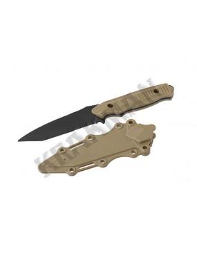 Nylon training knife - Dark Earth [CYMA]