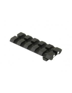 Rear Sight Rail Adapter  - Preto [APS]