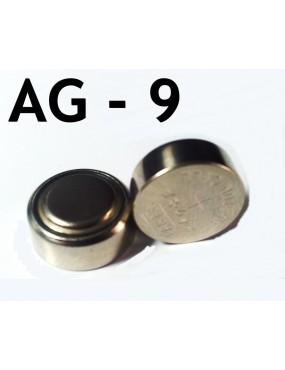 Pilha AG9