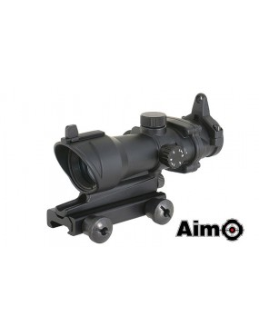 1X32 Rifle Red Dot Sight - Preto