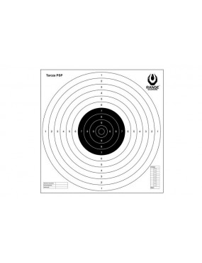 PSP Practice Target [Range Solutions]