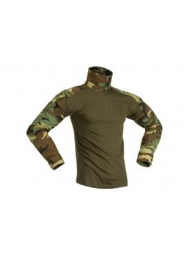Combat Shirt - Woodland [Invader Gear]
