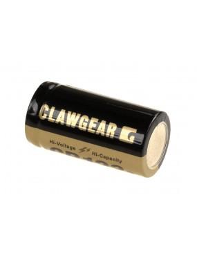CR123 Lithium 3V [Clawgear]