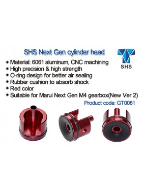 Cylinder Head CNC - Marui Next Gen4 - GT0081 [SHS]