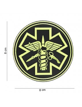 Patch Paramedic - Coyote