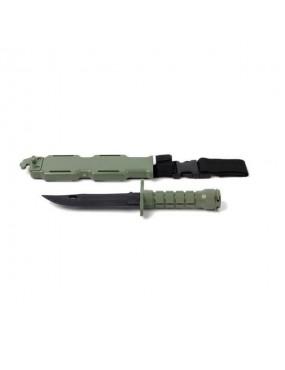 Baioneta Plástico - OD