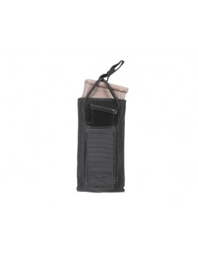 Open Top Single Mag Combo Pouch - Preto [8Fields]