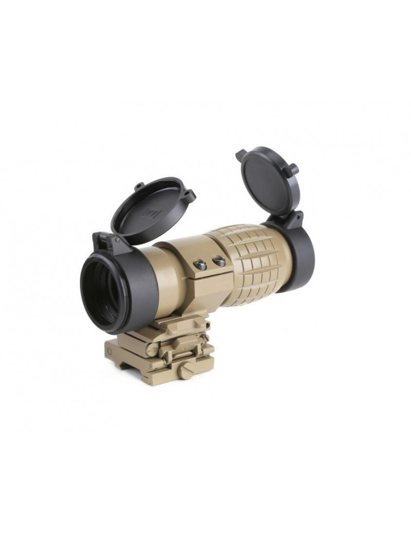 Magnifier 3X for Red Dot - Tan