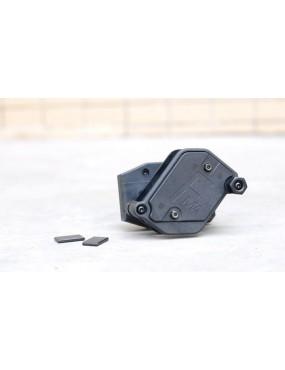 Multi-Angle Speed Pistol Mag Pouch - Preto [FMA]
