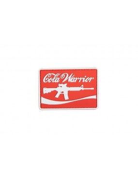 Patch Cola Warrior