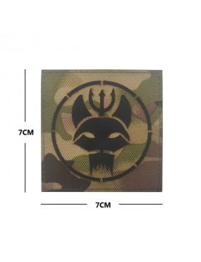 Patch Logo Seal Team  A