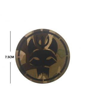 Patch Logo Seal Team  B