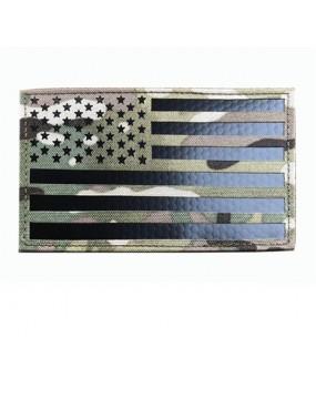 USA Flag - IR - MC