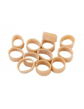 Rubber Bands Micro 12pcs [Clawgear]