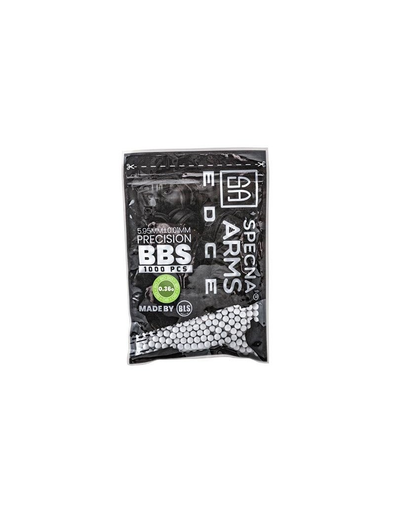 0,36g - EDGE™ 1000rds Precision BB's [Specna Arms]