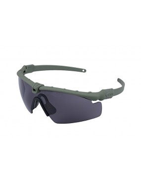 Tactical Glasses - Olive / Dark [Ultimate Tactical]