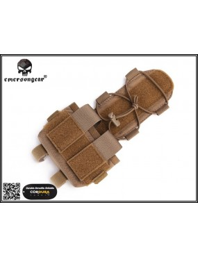 Mk2 Battery Case for Helmet - Coyote [Emerson]