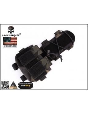 Mk2 Battery Case for Helmet - Multicam Black [Emerson]