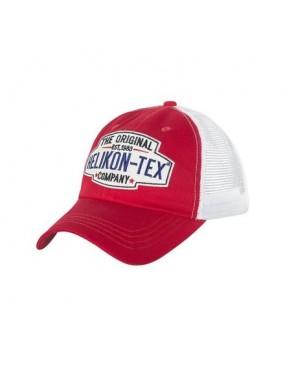 Trucker Logo Cap - Red / White [Helikon Tex]