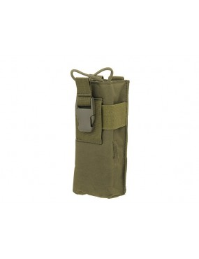 Large Radio Pouch - Olive [8fields]
