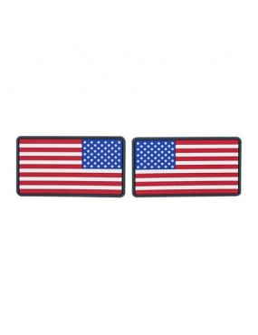 USA Flag Large - Set 2pcs - Colors [Helikon Tex]
