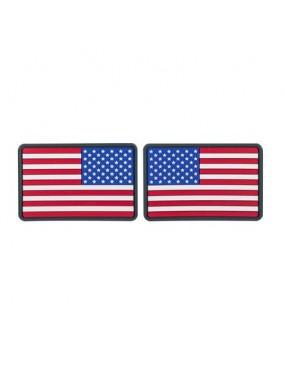 USA Flag Small - Set 2pcs - Colors [Helikon Tex]