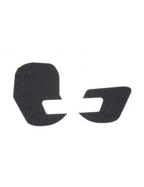 Hook & Loop Stikers M32 - Black [Earmor]