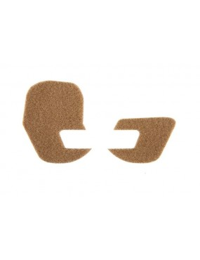 Hook & Loop Stikers M32 - Tan [Earmor]