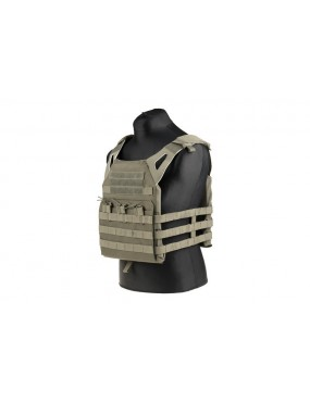 Jump Plate Carrier - OLIVE...
