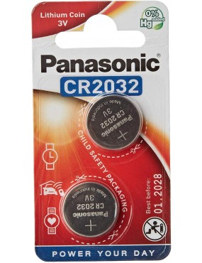 CR2032 2pcs [Panasonic]