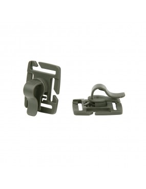 MOLLE Multiclip 2-Pack -...